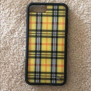 Wildflower iPhone 6 Plus case